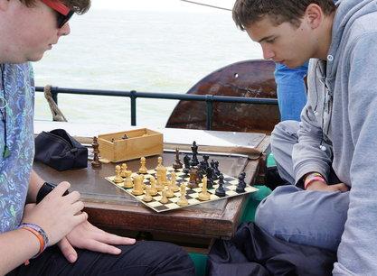 De Vriendschap schaakspel.JPG