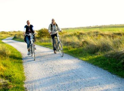 De Vriendschap Radfahren auf Terschelling.jpg